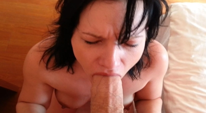 Mouthfuck Big Cock